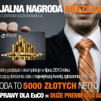 Festiwal konkursów w euco trwa!!!