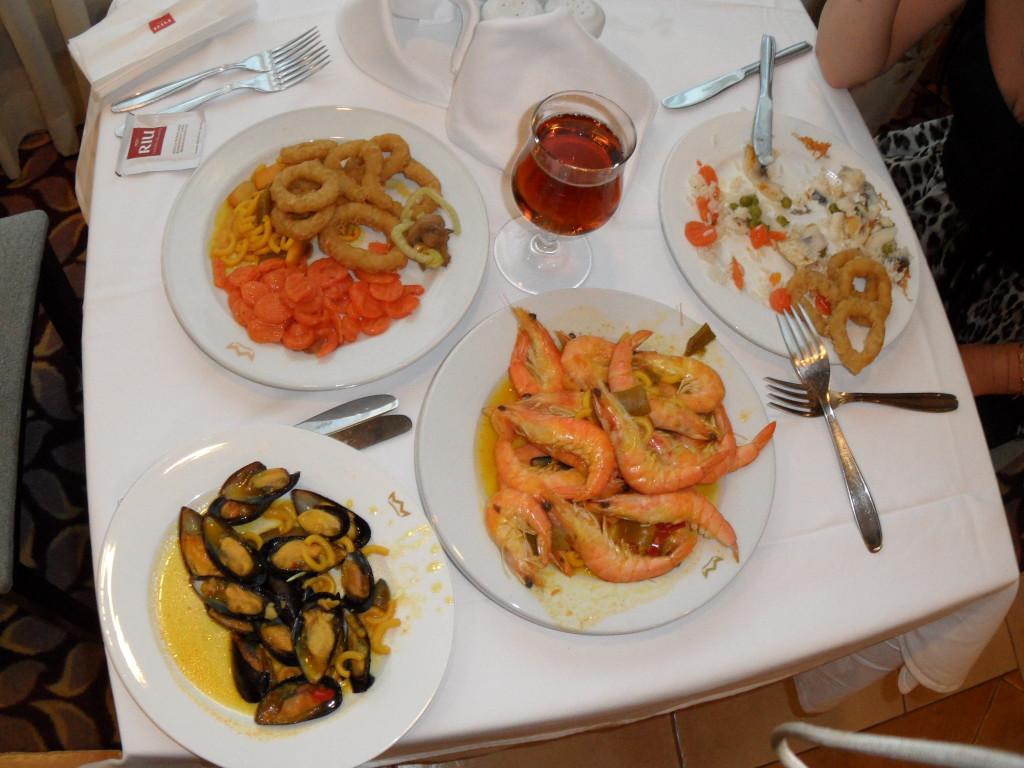 Danie kolacja